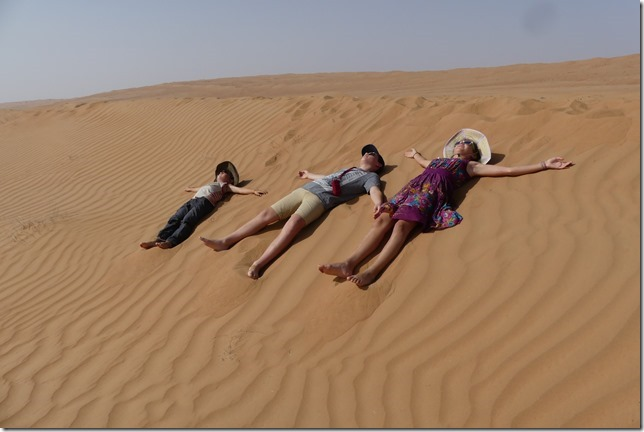 Dans le désert ! (63)