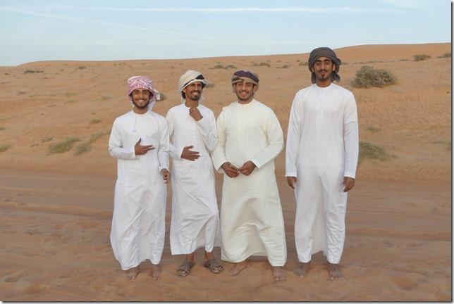 Dans le désert ! (6)