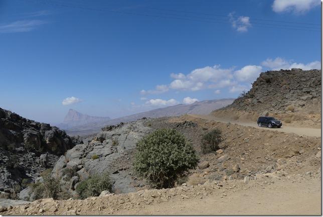 En route pour le Djebel Shams (14)