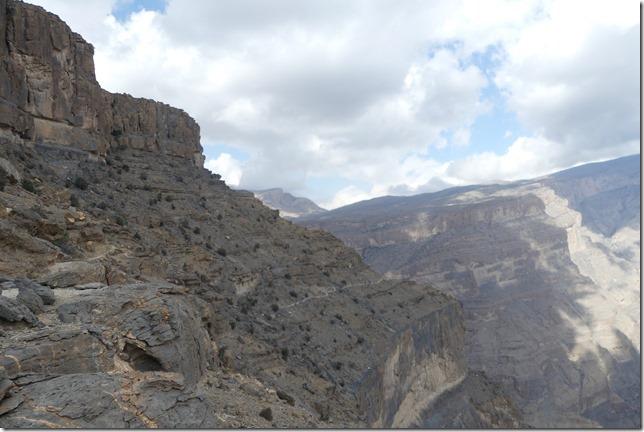 En route pour le Djebel Shams (46)