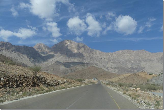 En route pour le Djebel Shams (7)
