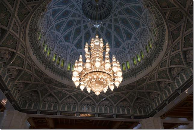 Muscat, grande mosquée (14)