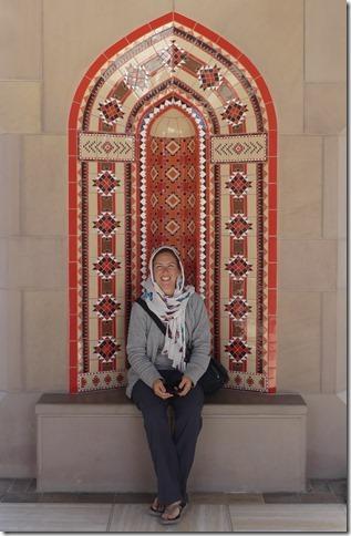 Muscat, grande mosquée (48)