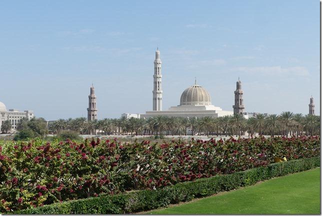 Muscat, grande mosquée (66)