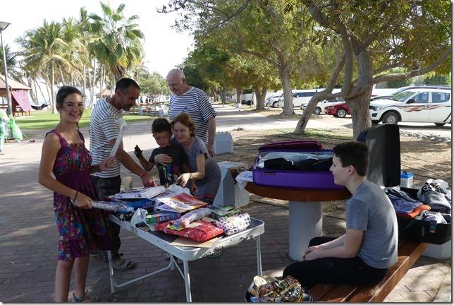 Retrouvailles à Muscat (4)