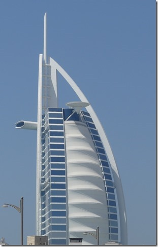 Dubaï - Burj Al Arab (1) - Copie