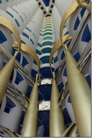 Dubaï - Burj Al Arab (11)