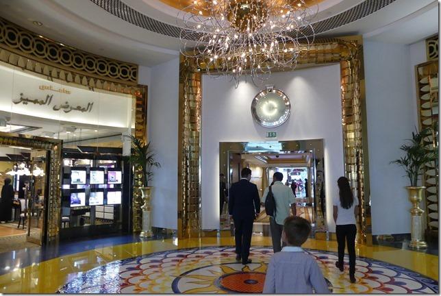 Dubaï - Burj Al Arab (14)