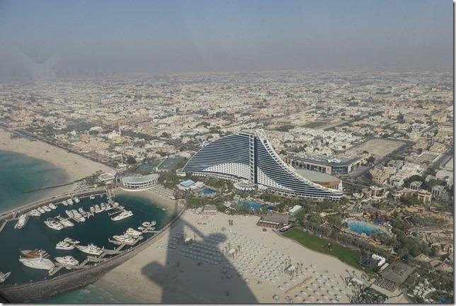 Dubaï - Burj Al Arab (17)