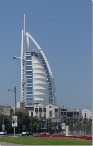Dubaï - Burj Al Arab (1)