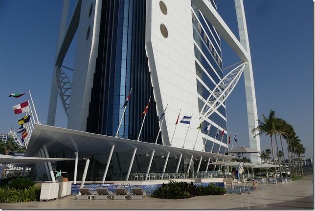 Dubaï - Burj Al Arab (23)