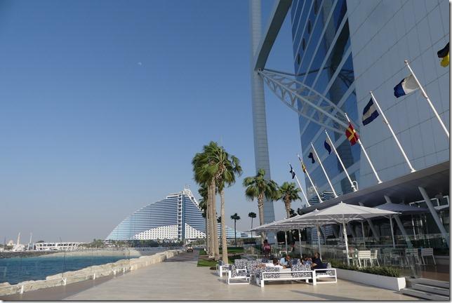 Dubaï - Burj Al Arab (29)