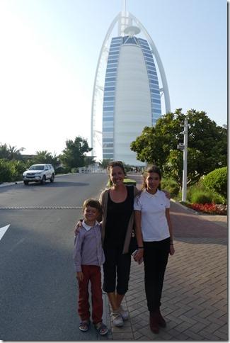 Dubaï - Burj Al Arab (36)