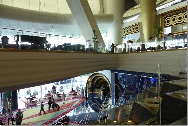 Dubaï - Burj Al Arab (9)