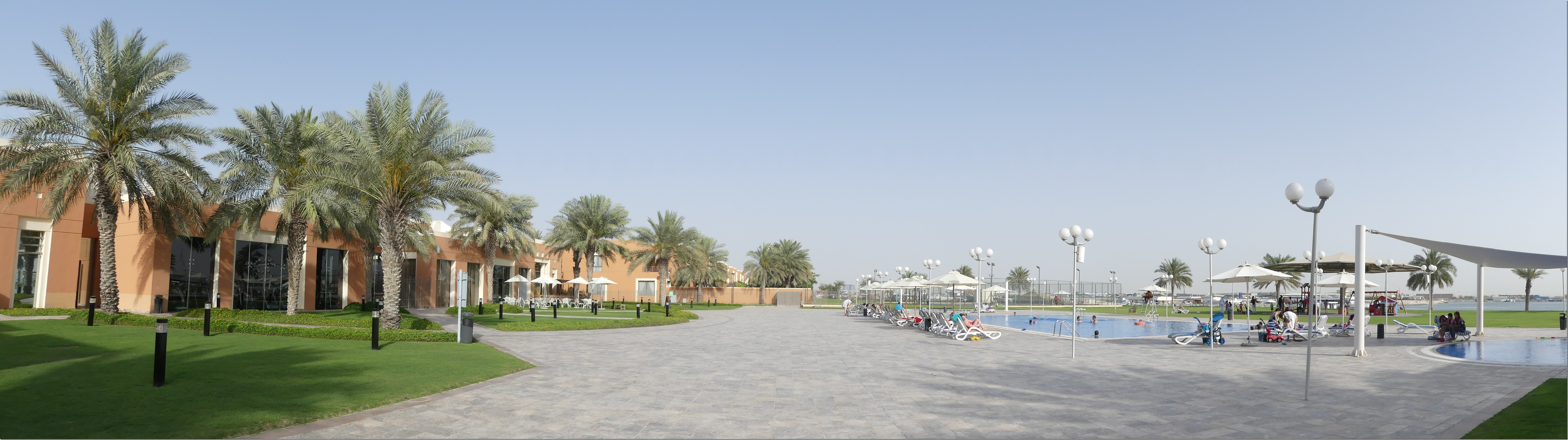 Abu Dhabi - chez les expats (2)