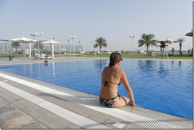 Abu Dhabi - chez les expats (5)