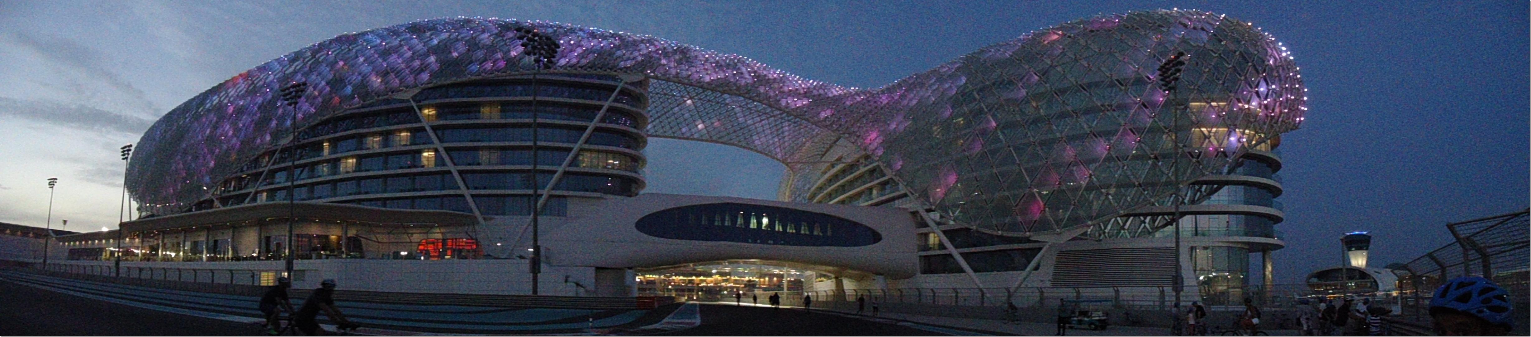 Abu Dhabi - Circuit Formule 1  (12)