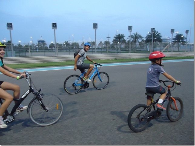 Abu Dhabi - Circuit Formule 1  (7)