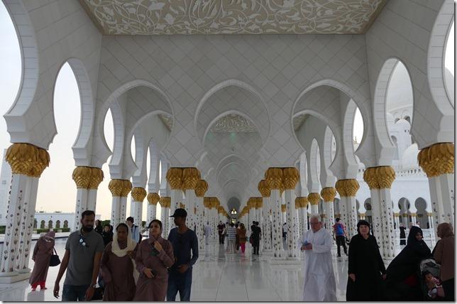 Abu Dhabi - Grande mosquée (33)