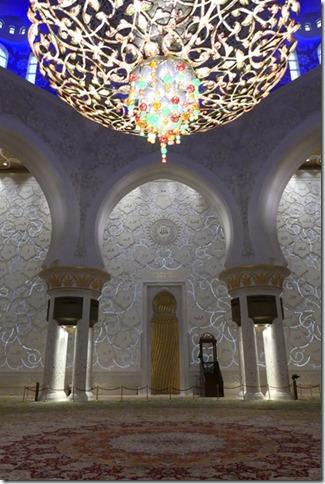Abu Dhabi - Grande mosquée (46)