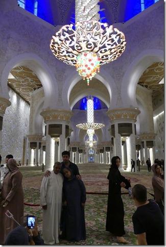 Abu Dhabi - Grande mosquée (50)