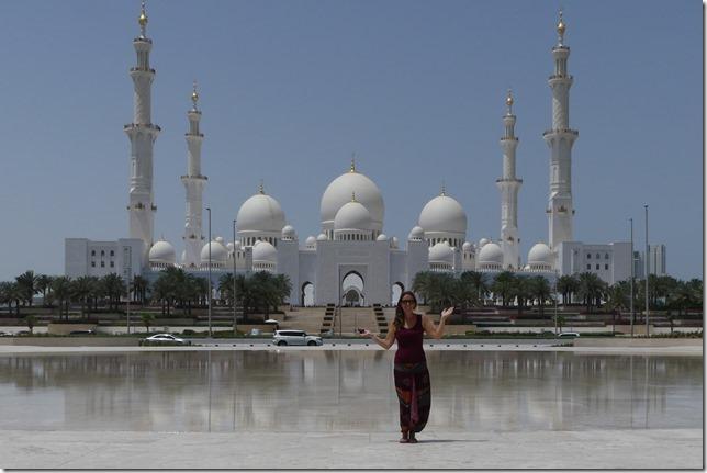 Abu Dhabi - Grande Mosquée (92)