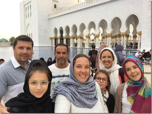 Abu Dhabi - Grande mosquée (99)
