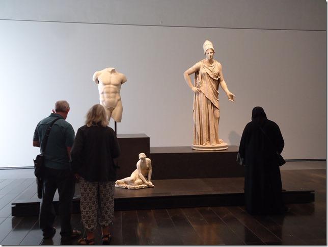Abu Dhabi - Musée du Louvre (11)