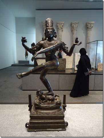 Abu Dhabi - Musée du Louvre (12)