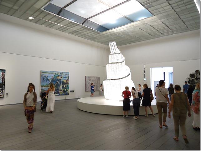 Abu Dhabi - Musée du Louvre (24)