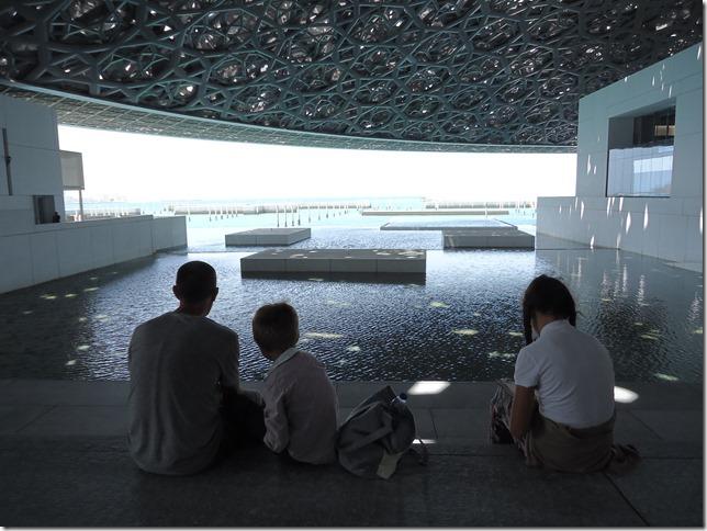 Abu Dhabi - Musée du Louvre (27)