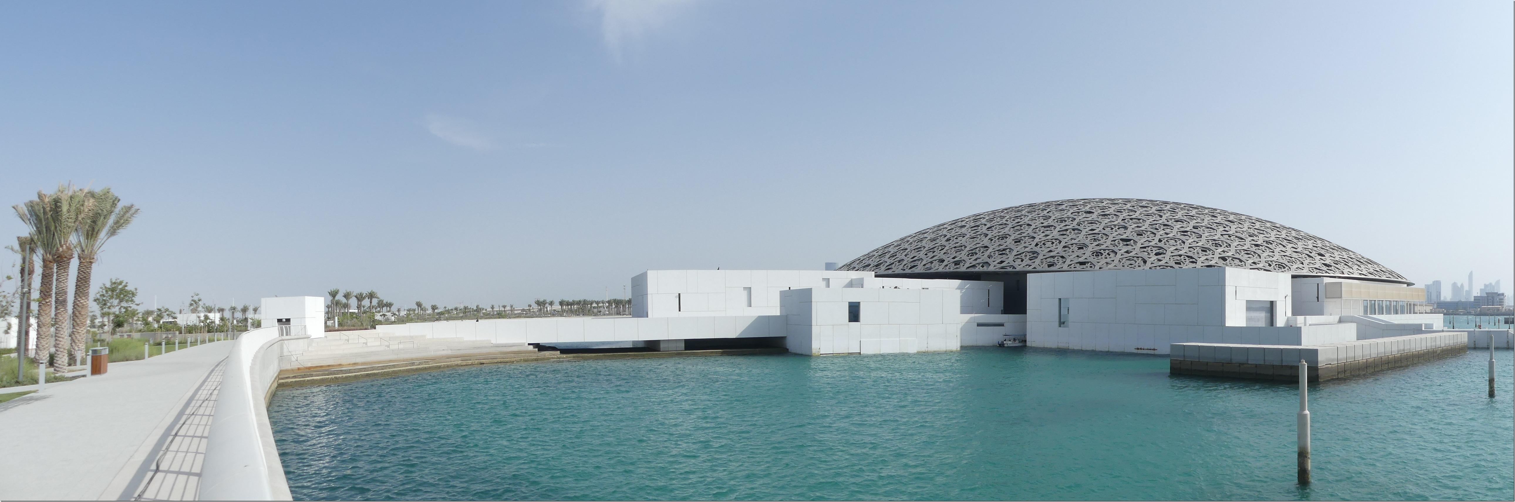Abu Dhabi - Musée du Louvre (29)