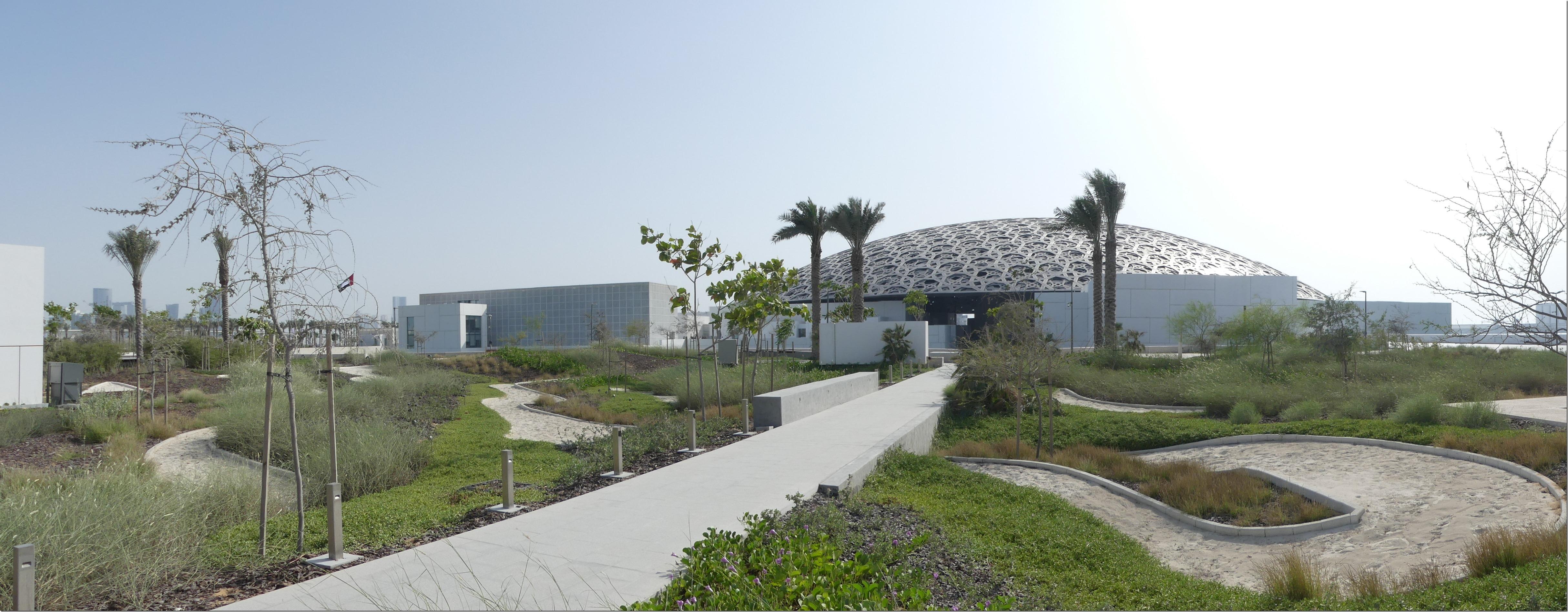 Abu Dhabi - Musée du Louvre (35)