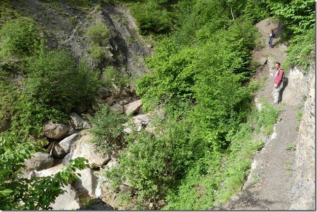 Masuleh - Kharboo waterfall