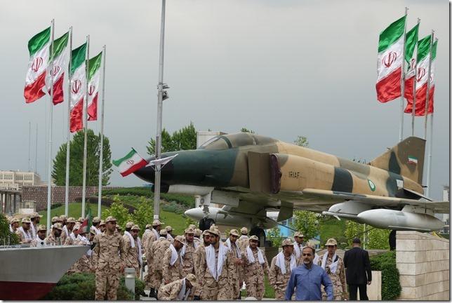 Téhéran- Musée guerre Iran-Irak (13)
