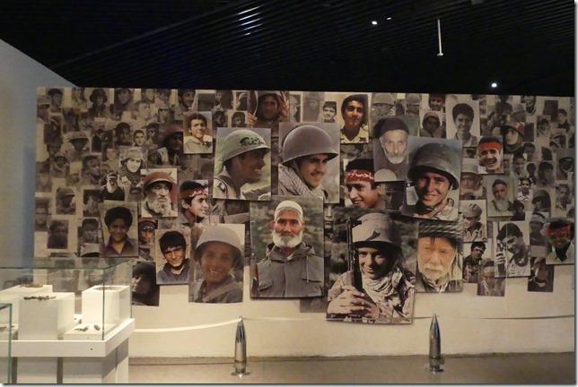 Téhéran- Musée guerre Iran-Irak (19)