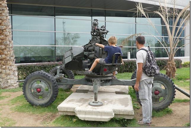 Téhéran- Musée guerre Iran-Irak (9)