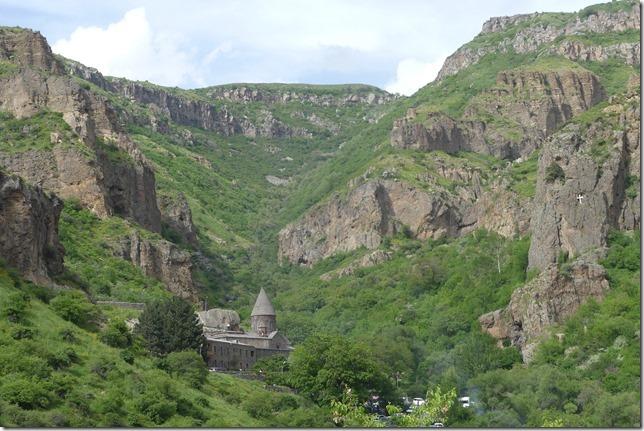 Monastère Geghard (1)