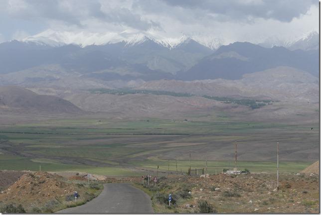 Sur la route - Frontière Azerbaïdjan (12)