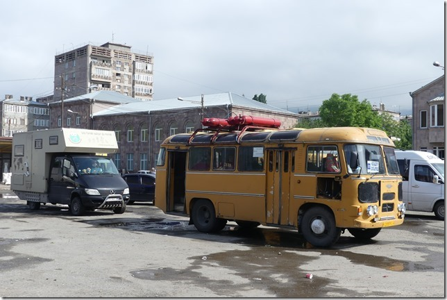 Sur la route - véhicules (3)