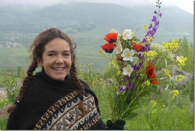 Vie quotidienne -bouquet de printemps (12)
