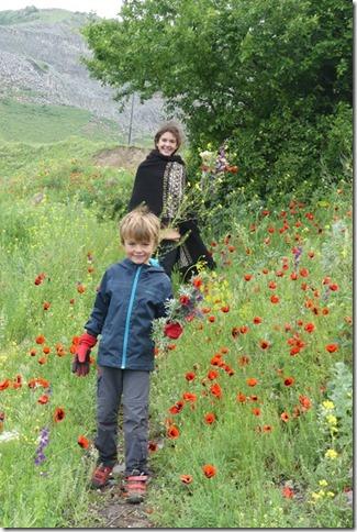 Vie quotidienne -bouquet de printemps (4)