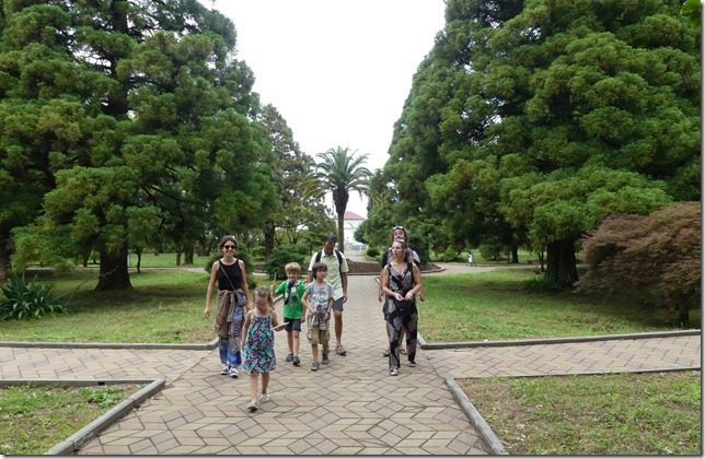 Batumi - jardin botanique (2)