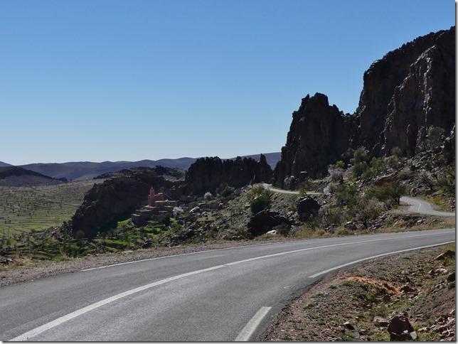 Route Igherm - Tafraout (4)