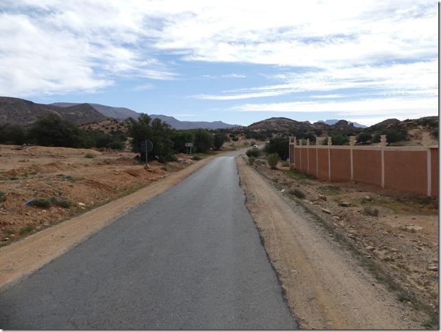Route Tafraout-Aït Mansour (2)