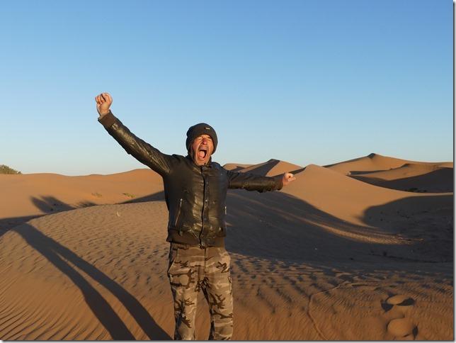 Vallée du Draa - Mhamid- Mbark desert camp (114)
