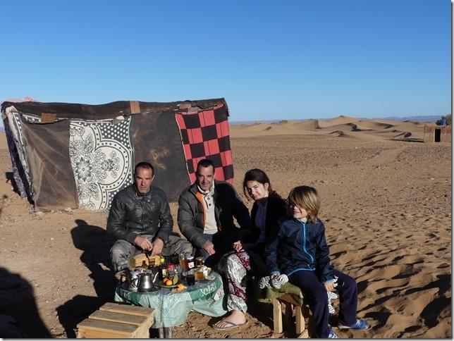 Vallée du Draa - Mhamid- Mbark desert camp (121)