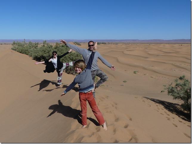 Vallée du Draa - Mhamid- Mbark desert camp (140)