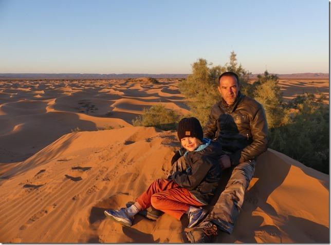 Vallée du Draa - Mhamid- Mbark desert camp (158)