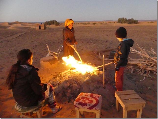 Vallée du Draa - Mhamid- Mbark desert camp (165)